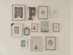 Nursery walls style