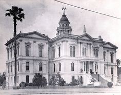 Historic Happenings: 2011  1876-1877, the Tulare County Court-house was built in Visalia in Court-house Square (the block bounded by Oak, Court, Center and Church streets.)