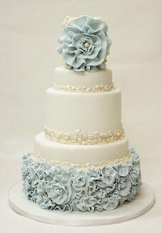 Dazzling Wedding Cakes