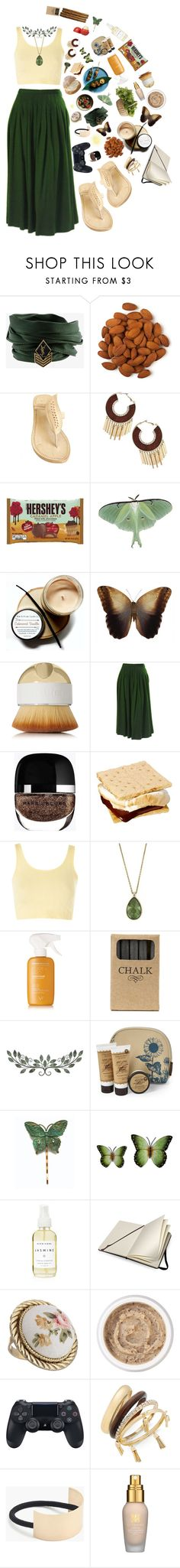 """this level is over"" by barr4cuda ❤ liked on Polyvore featuring Yves Saint Laurent, Thalia Sodi, Hershey's, Artis, Marc Jacobs, Topshop, 1928, Vernon François, Jayson Home and Tuscan Hills"
