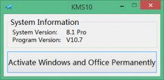 Windows and Office KMS Activator by Xiaoma