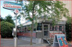 Disneyland Paris Café des Cascadeurs