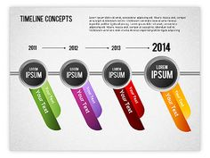 Timeline Concepts http://www.poweredtemplate.com/powerpoint-diagrams-charts/ppt-timeline-calendar-diagram/01500/0/index.html