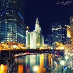 Chicago shot.