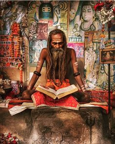 The processes and rituals of becoming a sadhu vary with sect; in almost all sects a sadhu is initiated by a guru who bestows upon the initiate a new name as well as a mantra (or sacred sound or phrase) which is generally known only to the sadhu and the guru and may be repeated by the initiate as part of meditative practice. Becoming a sadhu is a path followed by millions. It is supposed to be the fourth phase in a Hindu's life after studies being a father and a pilgrim but for most it is…