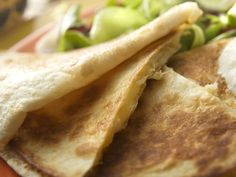 Goat Cheese Quesadillas - 25 Warm Appetizers for Cold-Weather Entertaining on HGTV