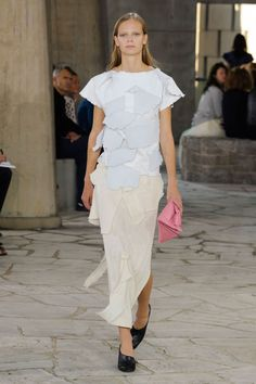 LOEWE SPRING SUMMER 2015 COLLECTION PARIS FASHION WEEK