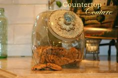 Sally Lee by the Sea | Hot Pick of the Week!! Countertop Couture for Organization | http://nauticalcottageblog.com