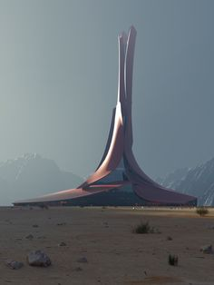 Contemporary Architecture, Amazing Architecture, The Arrival, Big Thing, Skyscrapers, Wind Turbine, Museum, Inspire, Concept