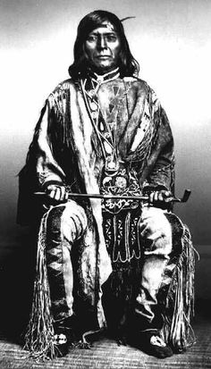 Chief Looking Glass - Nez Perce