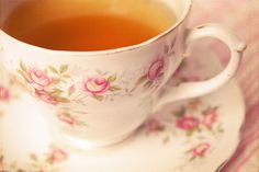 You can't go to bed without a cup of tea...