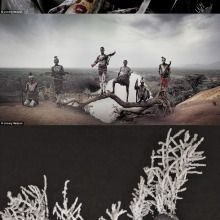 Dying life of the tribe. Photographer decided to travel the world for 3 years, visiting 35 tribes in all 5 continents.