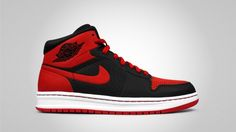 Air Jordans Alpha 1 Laser Red