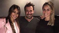 Antonella Roccuzzo se prepara para ser empresaria de la mano de Ricky Sarkany
