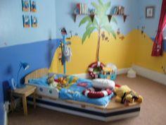 Oliver's Pirate Bedroom #1