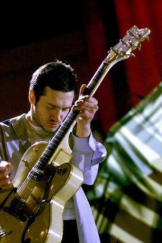 John Frusciante by L . I, via Flickr