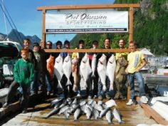 Vancouver Island Fishing Charters from Reel Obession Sport Fishing. Pacific Salmon, Fishing Charters, Sport Fishing, Vancouver Island, World, Sports, Hs Sports, The World, Sport