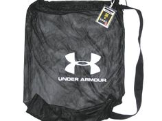 Kerry Wynn 2014 NFL Combine Issued Official Under Armour Mesh Bag with NFL Combine ID Card