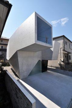 House in Abiko, Japan by fuse-atelier