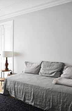 Stephanie Ross's Bedroom in her Paris Apartment I Remodelista