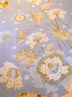 Vintage Indonesian Batik  Pic by Ptolemy Mann