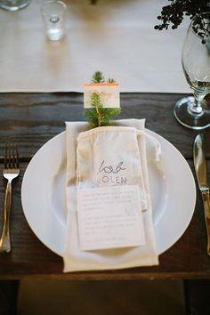 A tree sapling favor | Brides.com