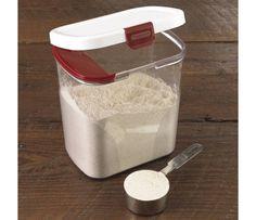 Shop Progressive Flour Keeper, DKS-100 at CHEFS.