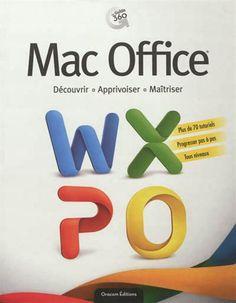 Guide pour découvrir et maîtriser les fonctions de la suite Office. Il donne les fondamentaux (bases du traitements de texte sur Word, modèles sur Excel, présentation sur PowerPoint, messagerie sur Outlook) et les indispensables (table des matières avec Word, mises en forme conditionnelles avec Excel, animations avec PowerPoint).