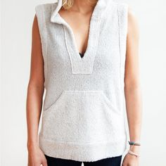 cozy + gorgeous hoodie by simulacra // made in NYC