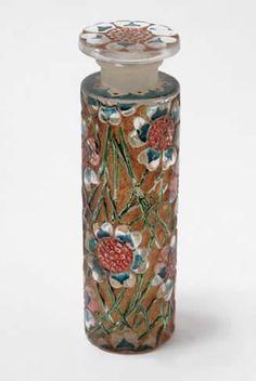 Lalique Perfume Bottle, Antique Perfume Bottles, Art Nouveau, Art Deco, Bottles And Jars, Glass Bottles, Lalique Jewelry, Perfume Recipes, Bottle Art