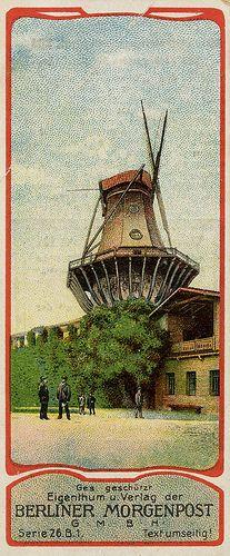 berliner morgenpost briefmarke 1900   Potsdam  i