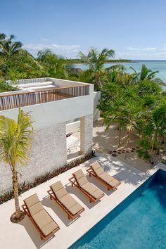 Casa Xixim by Specht Harpman Architects - HomeMajestic