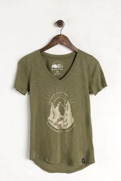 Women's Two Pines Tee | United By Blue