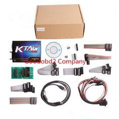 KTAG K-TAG ECU Programming Tool KTAG KESS V2 100% J-Tag Compatible Auto ECU Prog Tool Master Version V1.89 and V2.06 2 in 1 #Affiliate