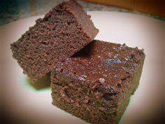 Coconut Flour Brownies | Grokette's Primal Musings