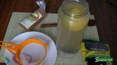 Como preparar KEFIR DE AGUA ( nodulos o hongos tibicos ) - bebida Probio...