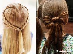 детские прически на длинные волосы: 13 тыс изображений найдено в Яндекс.Картинках