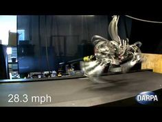DARPA's Cheetah Bolts Past the Competition #darpa #DARPA #youtube