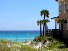 Crystal Beach Gulf Front Homes