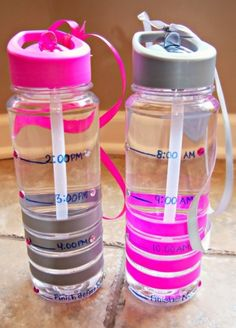 Perfect for this girl who hates water:/