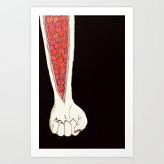 ur1 Art Print by gasponce - $15.50