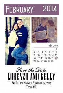 Save The Date Sample Wording