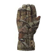 Seirus MTN Challenger Mens Gloves Break Up Infinity Medium