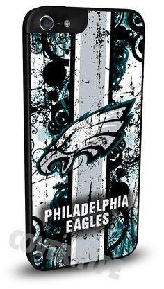 Philadelphia Eagles Cell Phone Hard Case for iPhone 6, iPhone 6 Plus, iPhone 5/5s, iPhone 4/4s or iPhone 5c