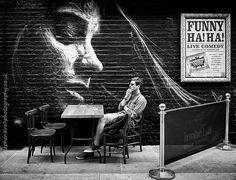 Not Amused - David Walker, London