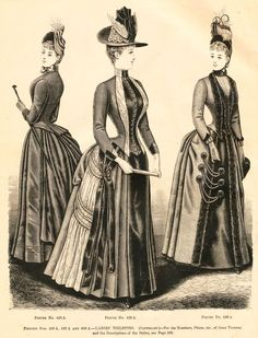 1888 ladies' and children's fashions (what-i-found vintage sewing patterns blog)