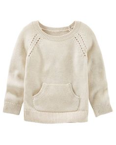 Kid Girl TLC Sweater Tunic from OshKosh B'gosh. Shop clothing & accessories from a trusted name in kids, toddlers, and baby clothes.