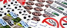 Vinyl Stickers are water resistant  product that will display your logo professionally in almost any situation. Our vinyl sticker products are available in  any shape and size ranging upto 1000x800mm.