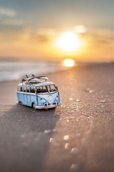 Travel bus by Artem Nosov