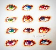 Manga Drawing, Manga Art, Drawing Sketches, Anime Art, Eye Drawing Tutorials, Art Tutorials, Amazing Drawings, Cute Drawings, Eyes Artwork